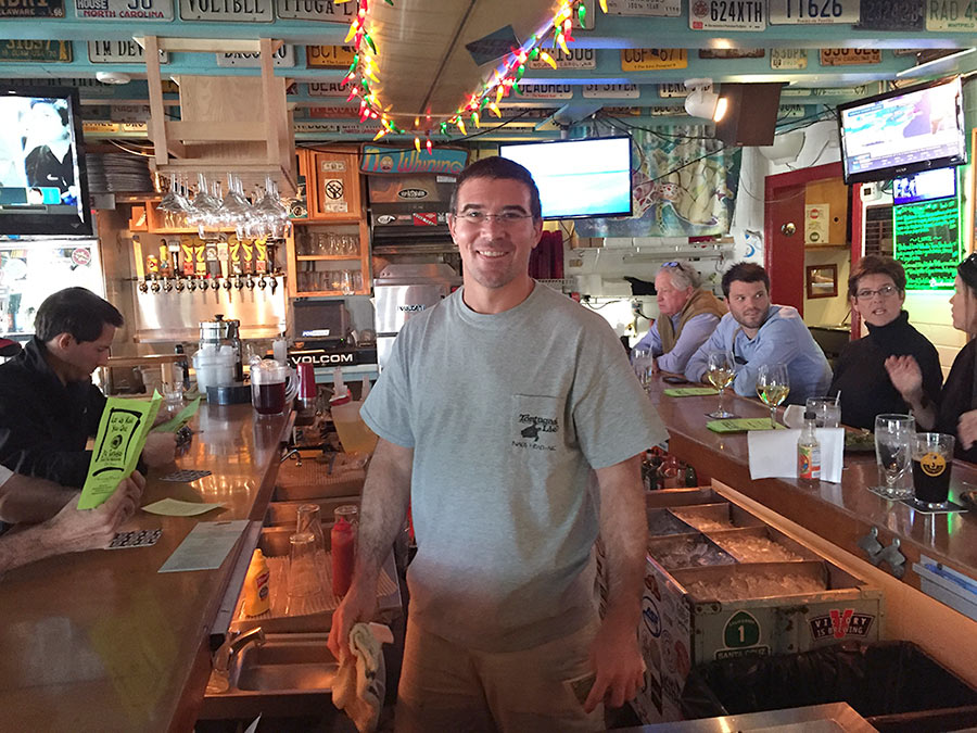 Tortugas' Lie Happy Staff