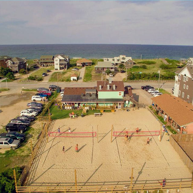 Volleyball on the Outer Banks