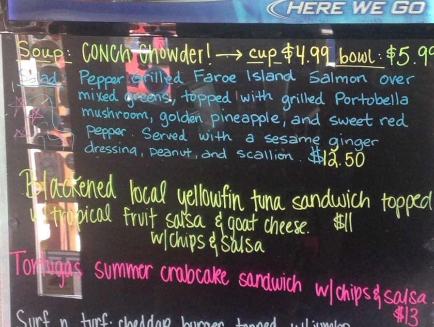 Lunch Specials 7/13/2017