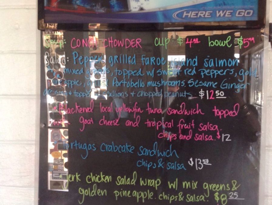 Lunch Specials 7/3/2018