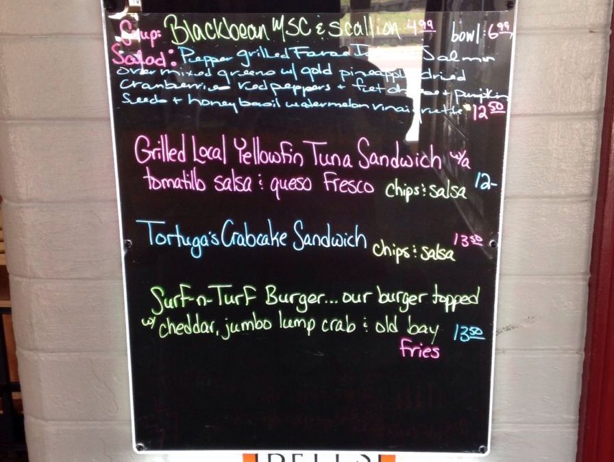 Lunch Specials 6/27/19