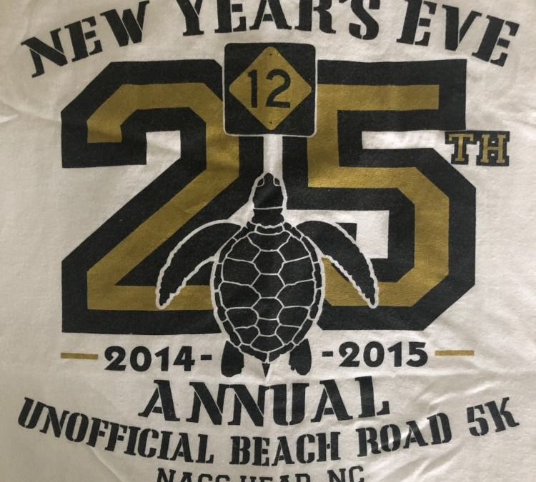 Tortugas' Lie 30th 5K New Years Eve Run