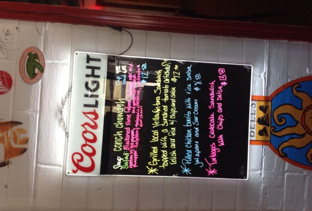 Lunch specials 9-25