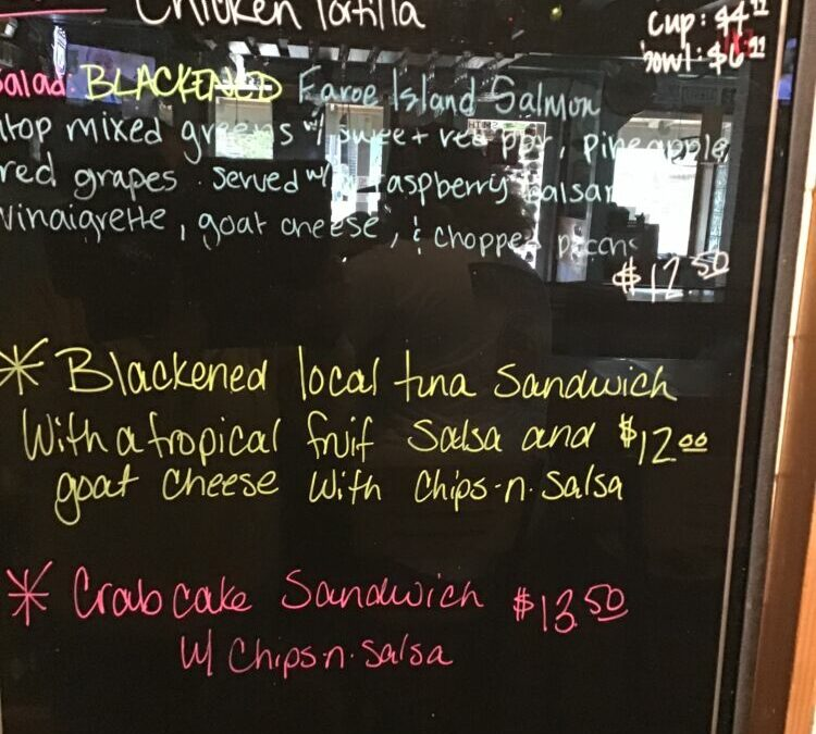Lunch 9-21